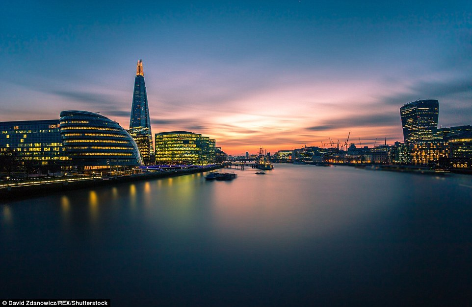 Magnificent scenery of the UK in photos of David Zdanovich 14