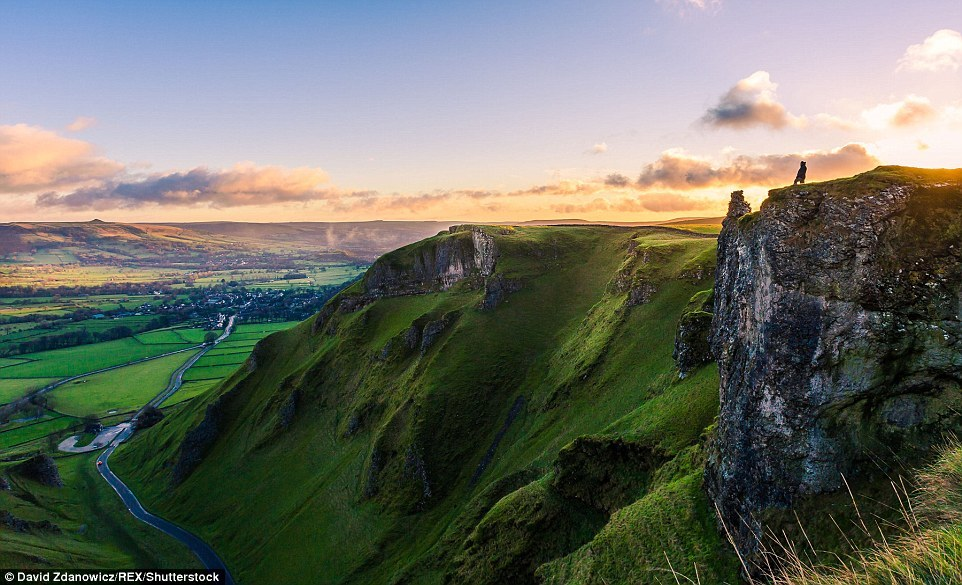 Magnificent scenery of the UK in photos of David Zdanovich 15