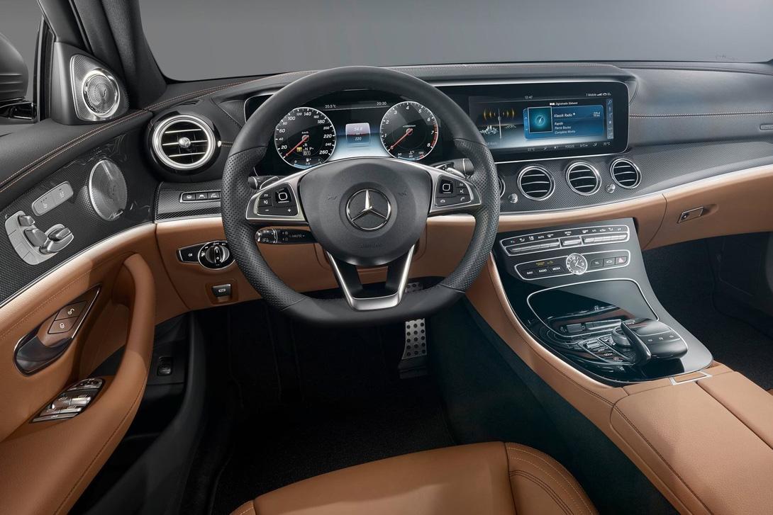 Mercedes-Benz E-Class 2017_07