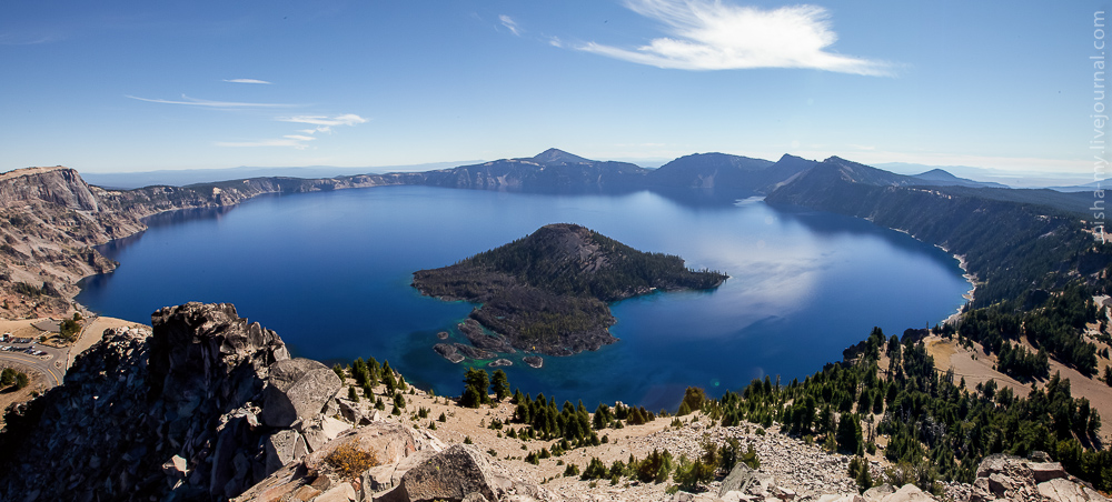 National Park Crater Lake 01