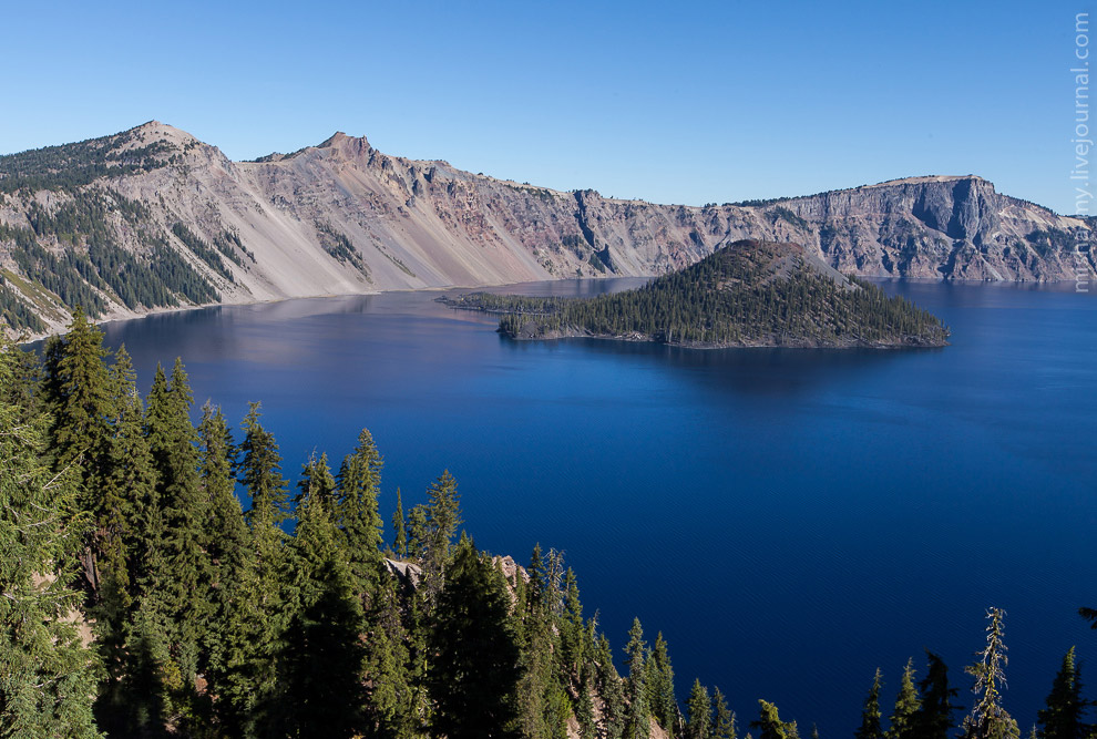 National Park Crater Lake 03