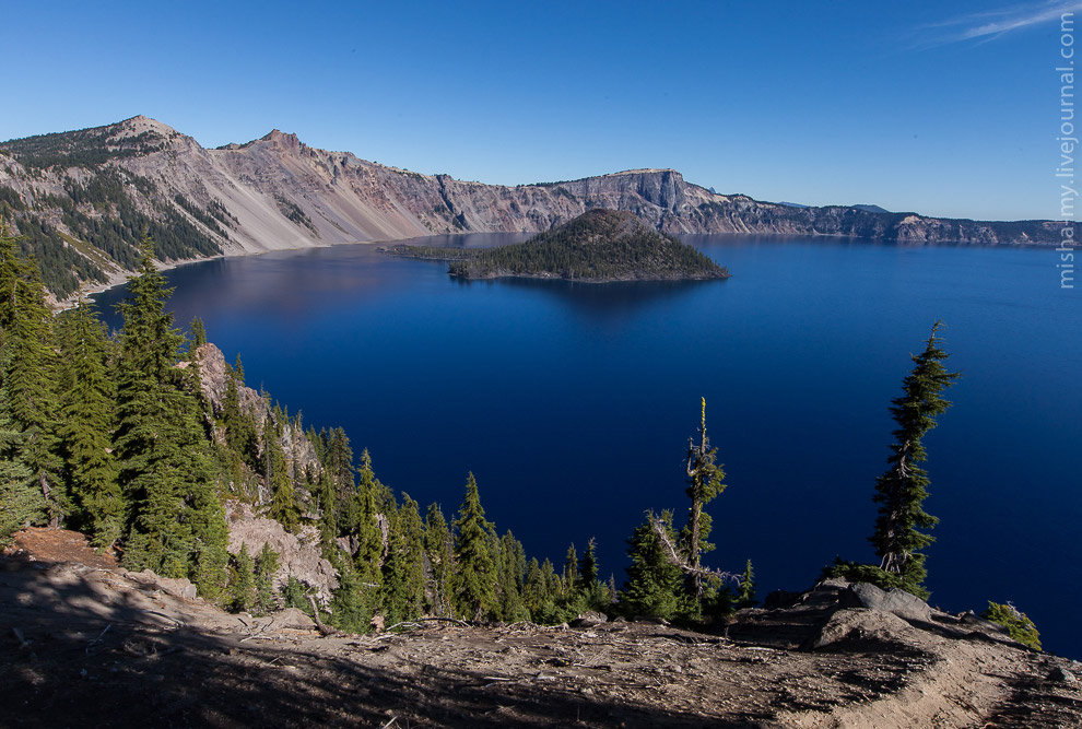 National Park Crater Lake 04