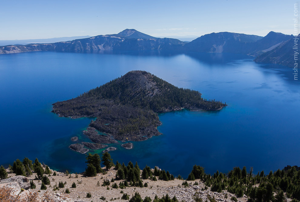 National Park Crater Lake 08