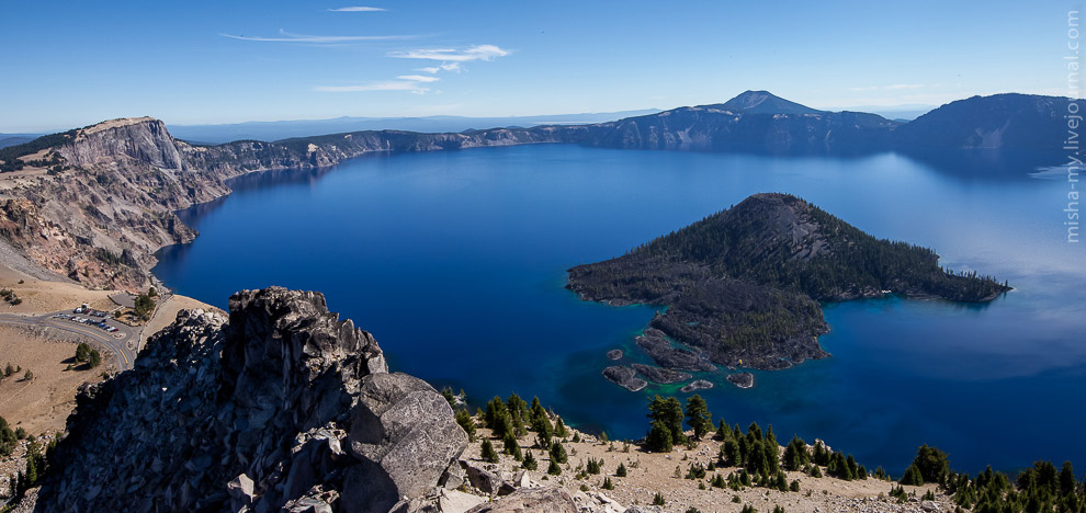 National Park Crater Lake 12