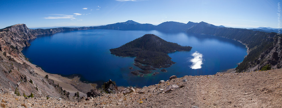 National Park Crater Lake 13