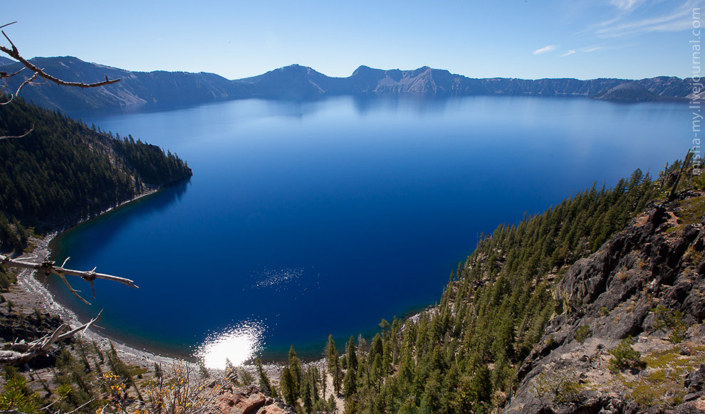 National Park Crater Lake 17