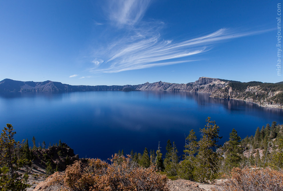 National Park Crater Lake 18