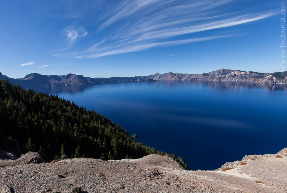 National Park Crater Lake 19