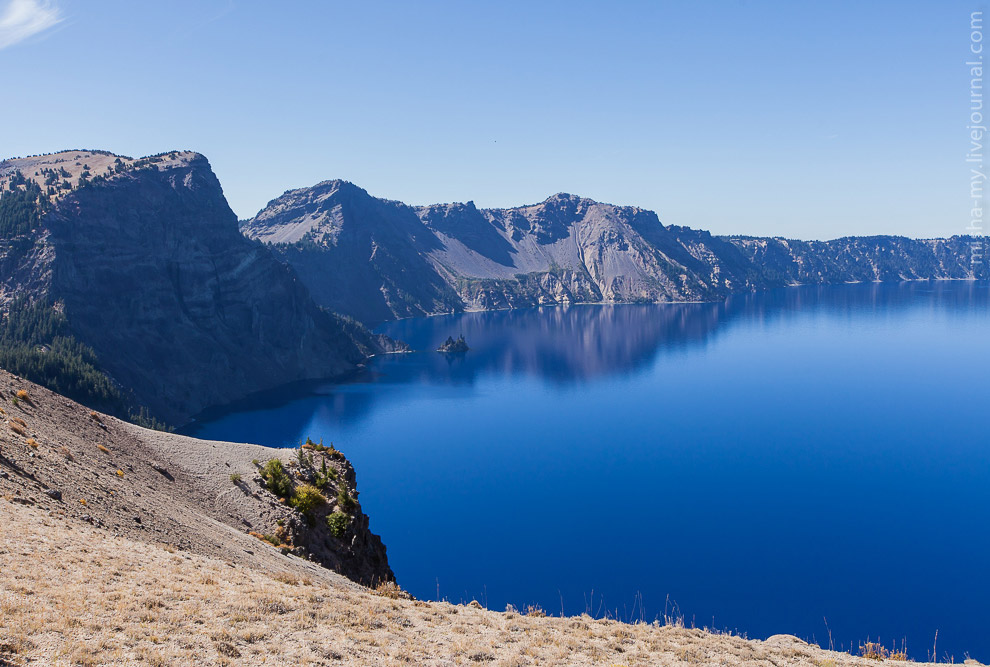 National Park Crater Lake 20