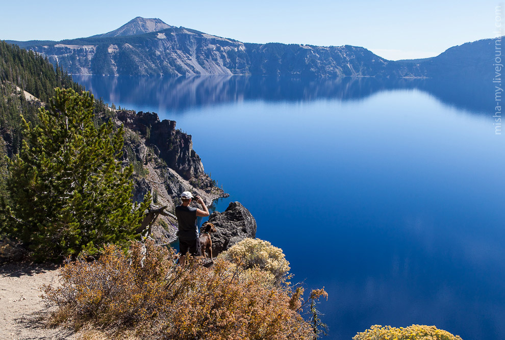National Park Crater Lake 23