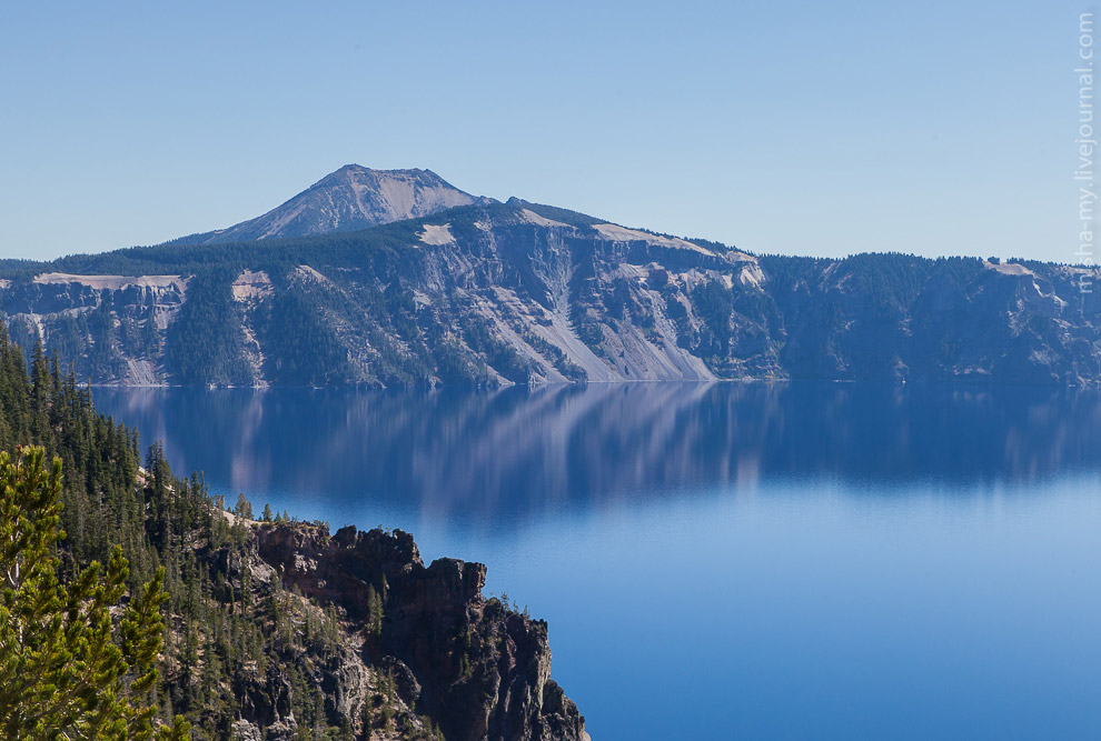 National Park Crater Lake 25