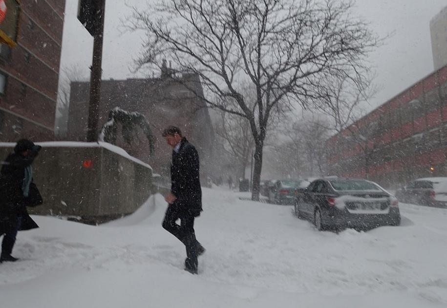 New York got snowed in 07