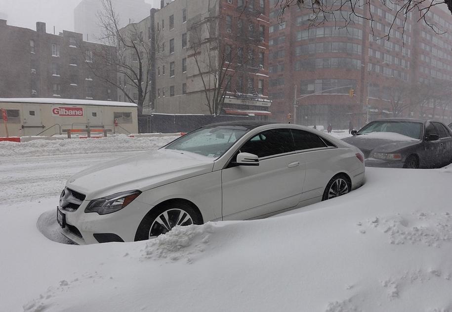 New York got snowed in 08