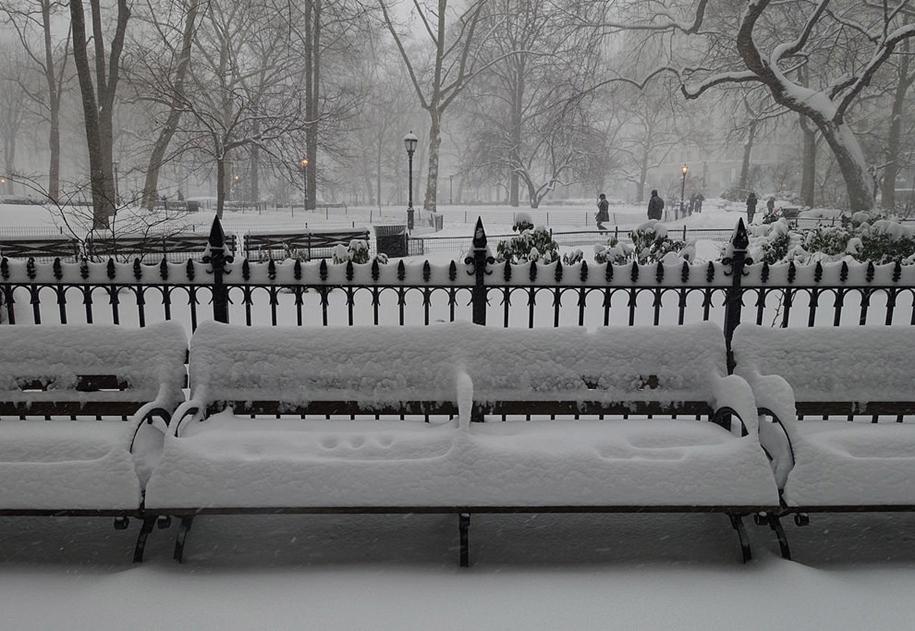 New York got snowed in 11