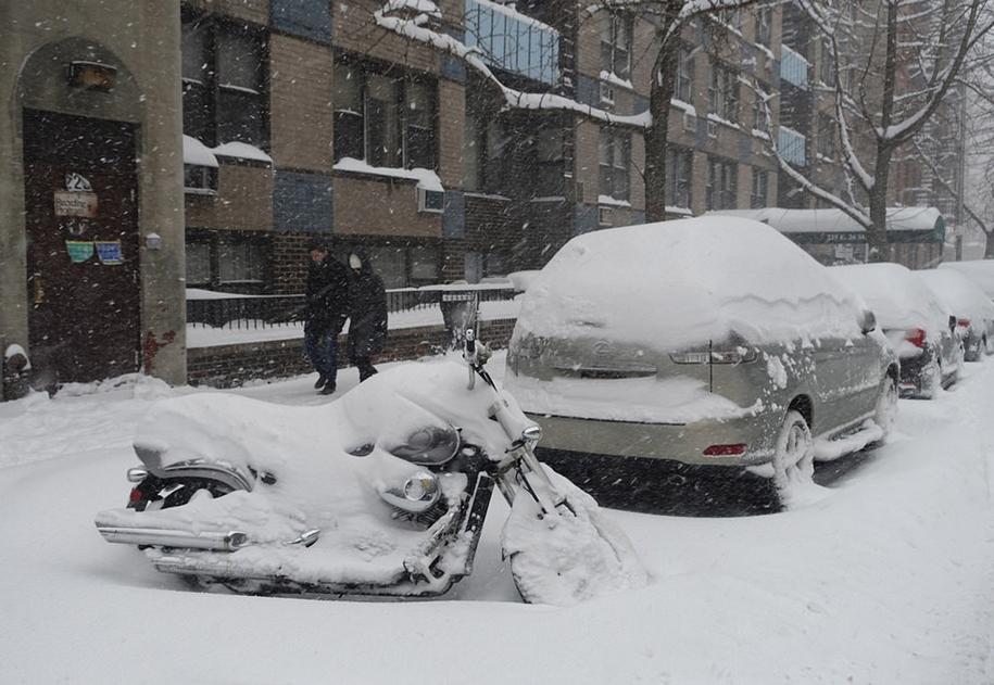 New York got snowed in 12