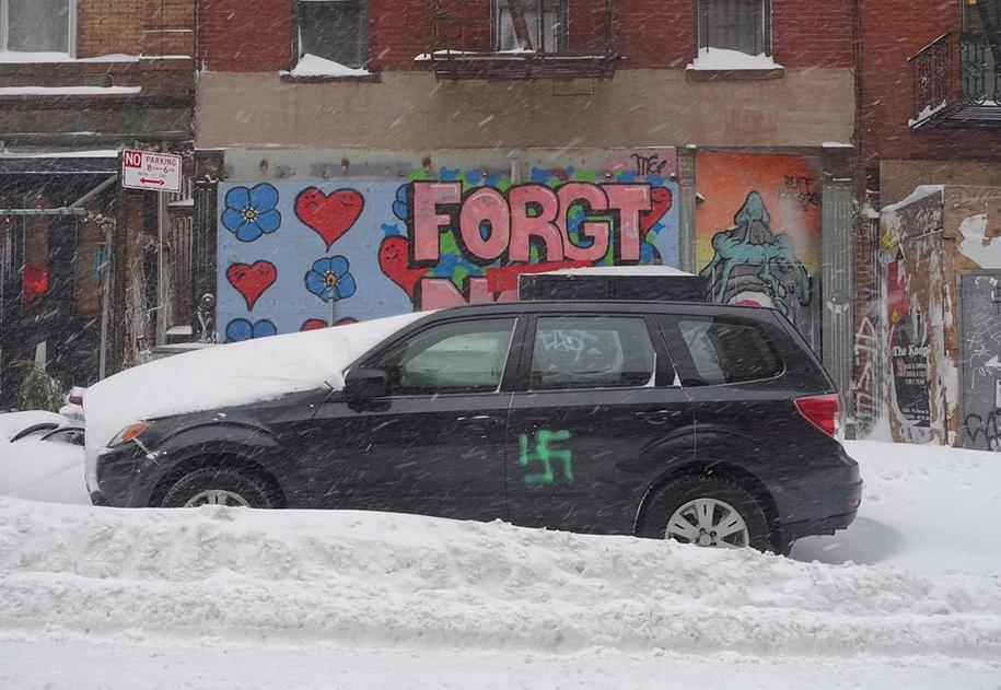 New York got snowed in 14
