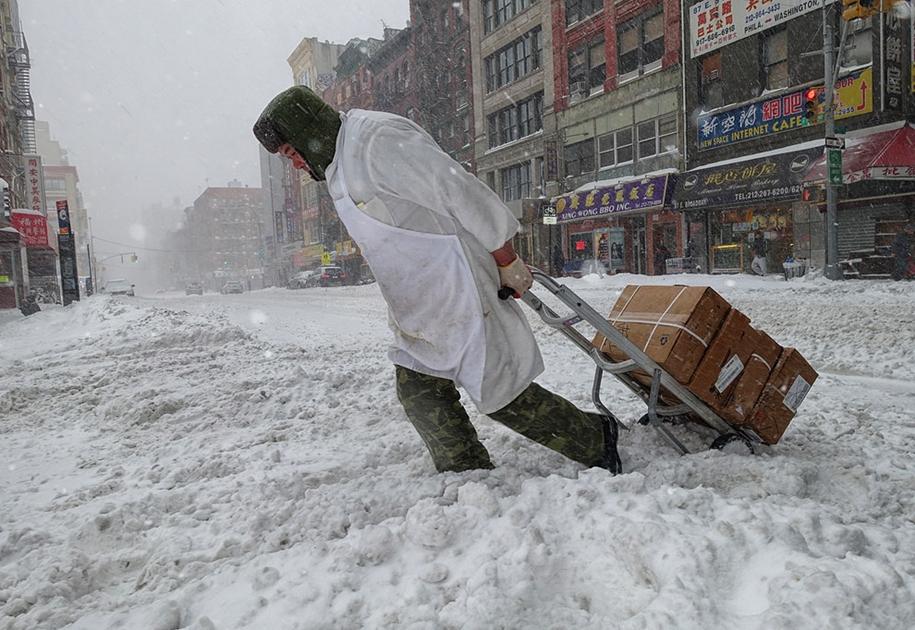 New York got snowed in 18