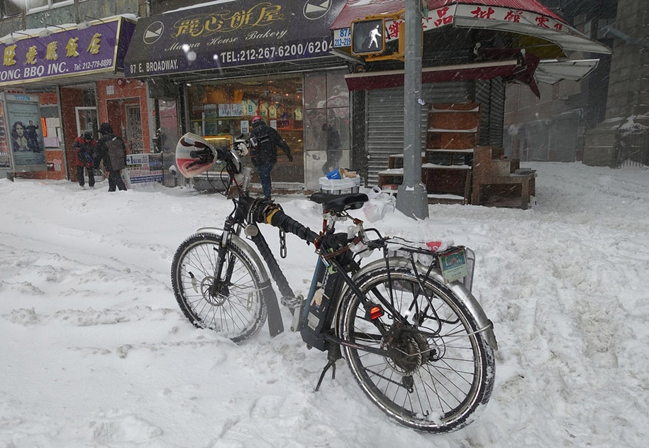 New York got snowed in 19
