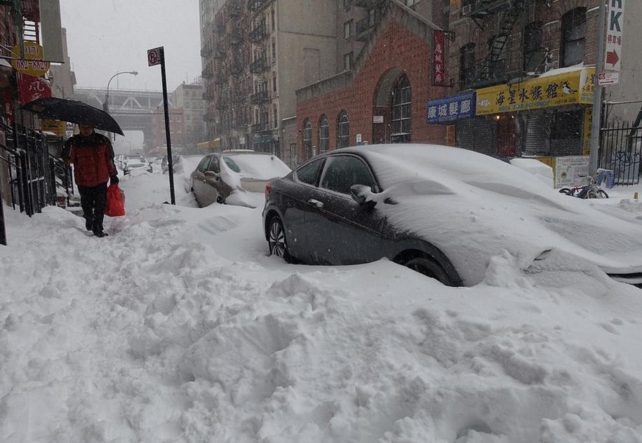 New York got snowed in 20