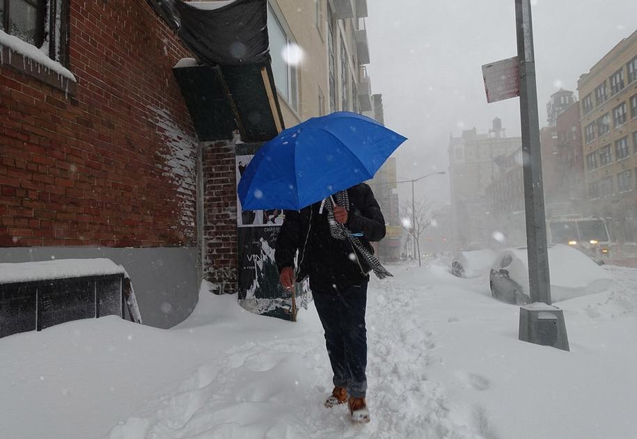 New York got snowed in 21