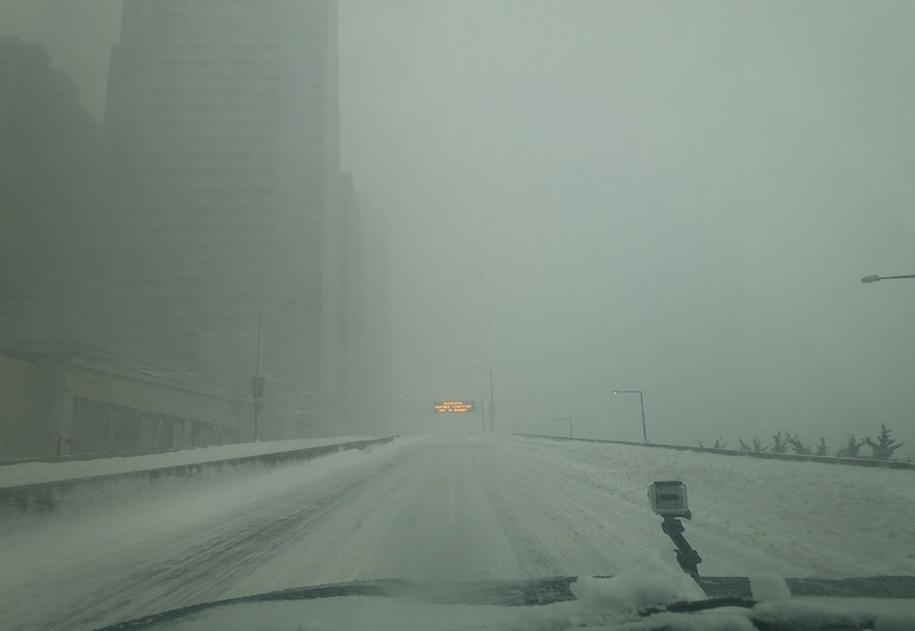 New York got snowed in 23