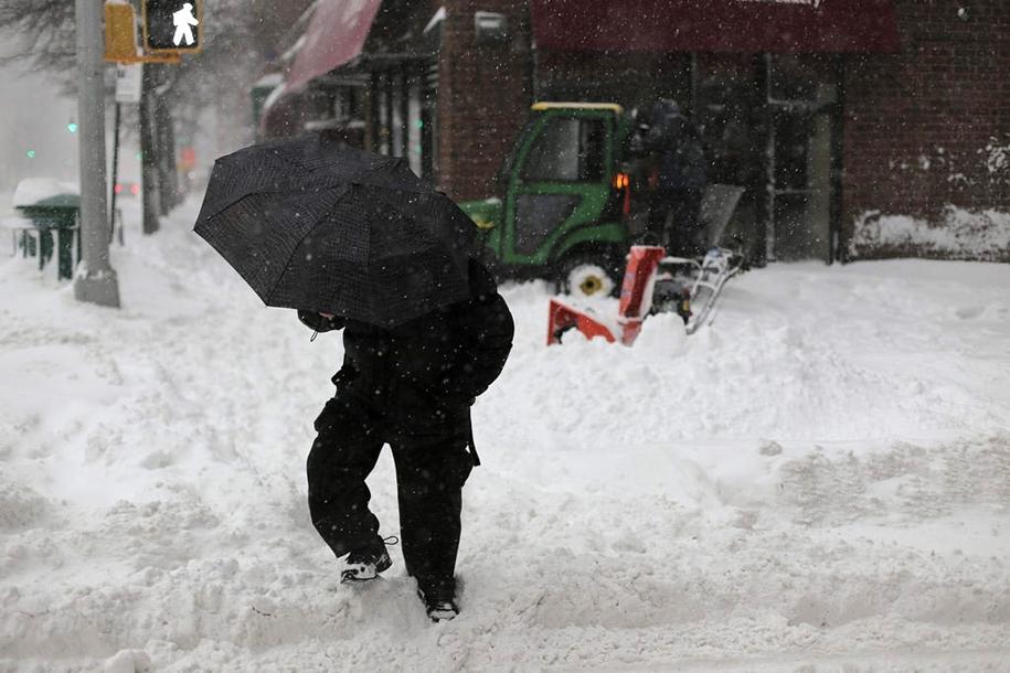 New York got snowed in 24