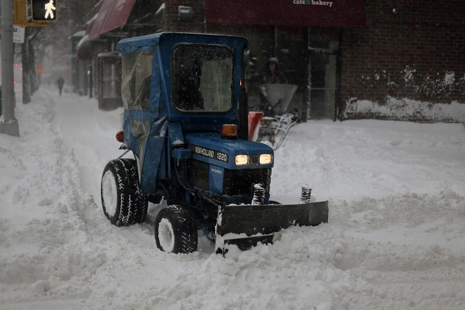 New York got snowed in 25