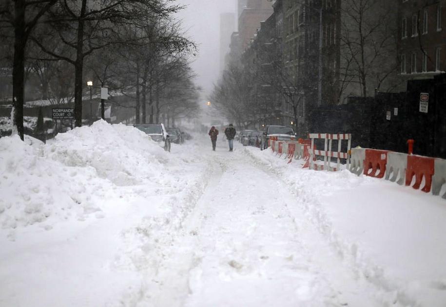 New York got snowed in 27