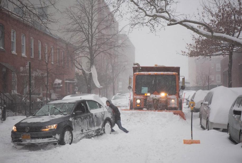 New York got snowed in 29