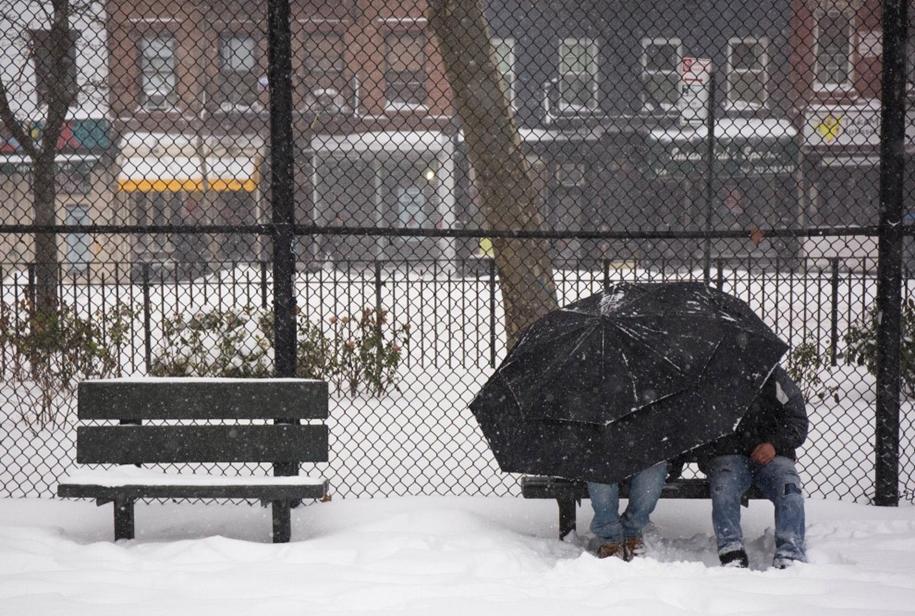 New York got snowed in 31