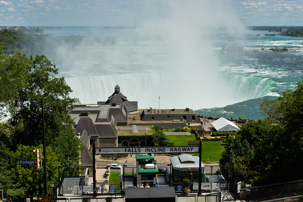 Niagara falls and its surroundings 02
