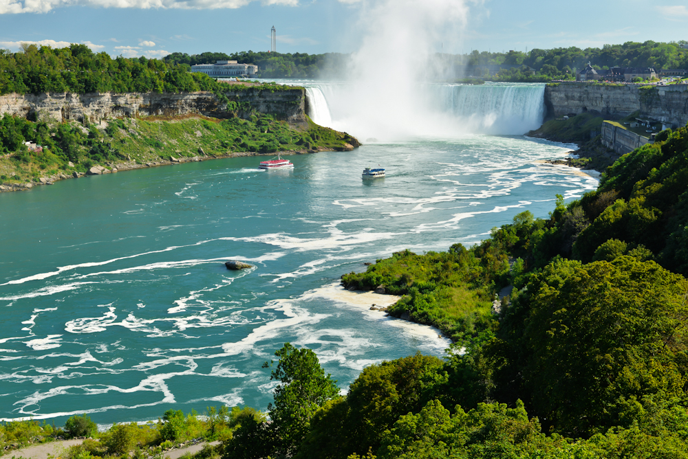 Niagara falls and its surroundings 07