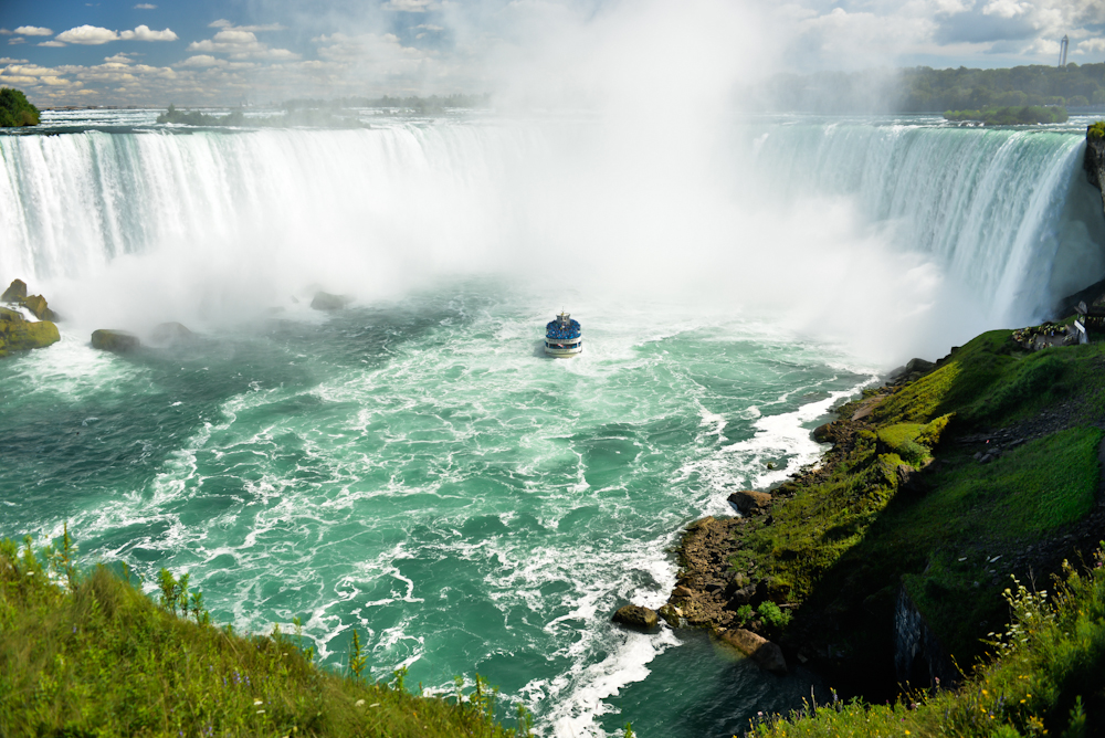 Niagara falls and its surroundings 12