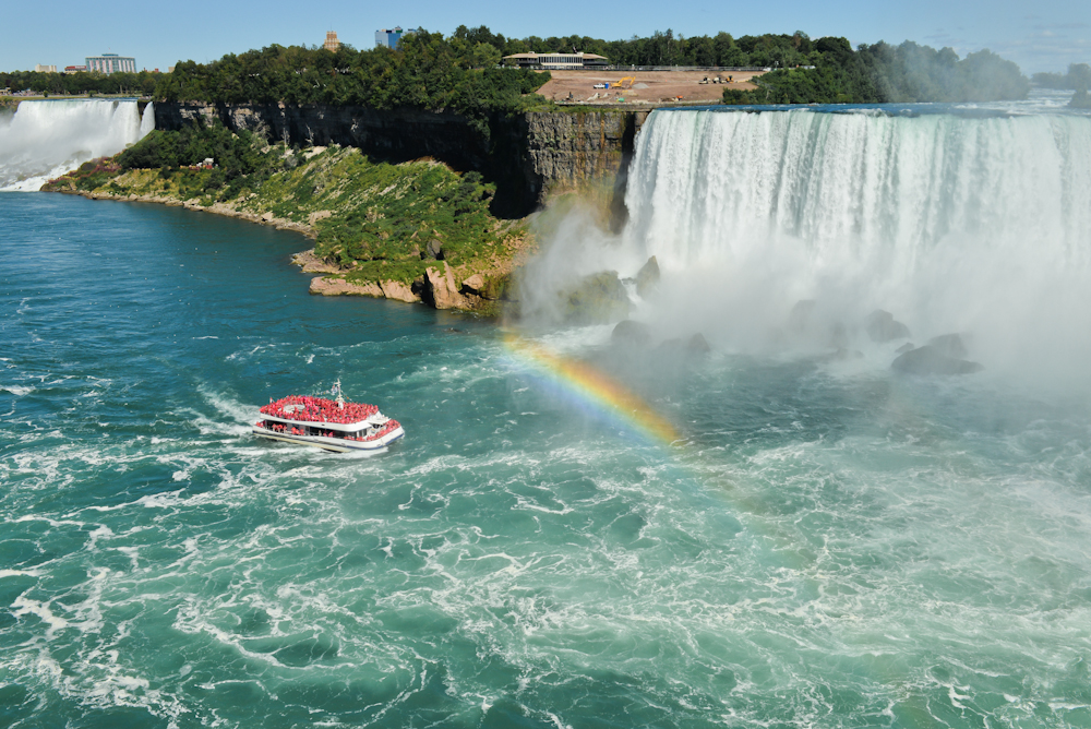 Niagara falls and its surroundings 13