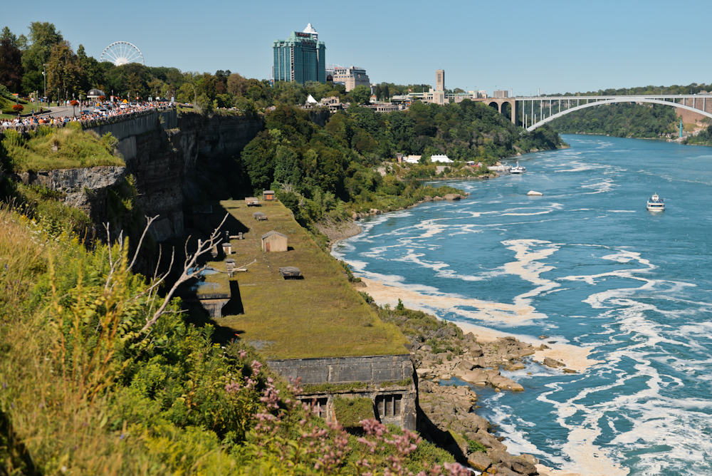 Niagara falls and its surroundings 15