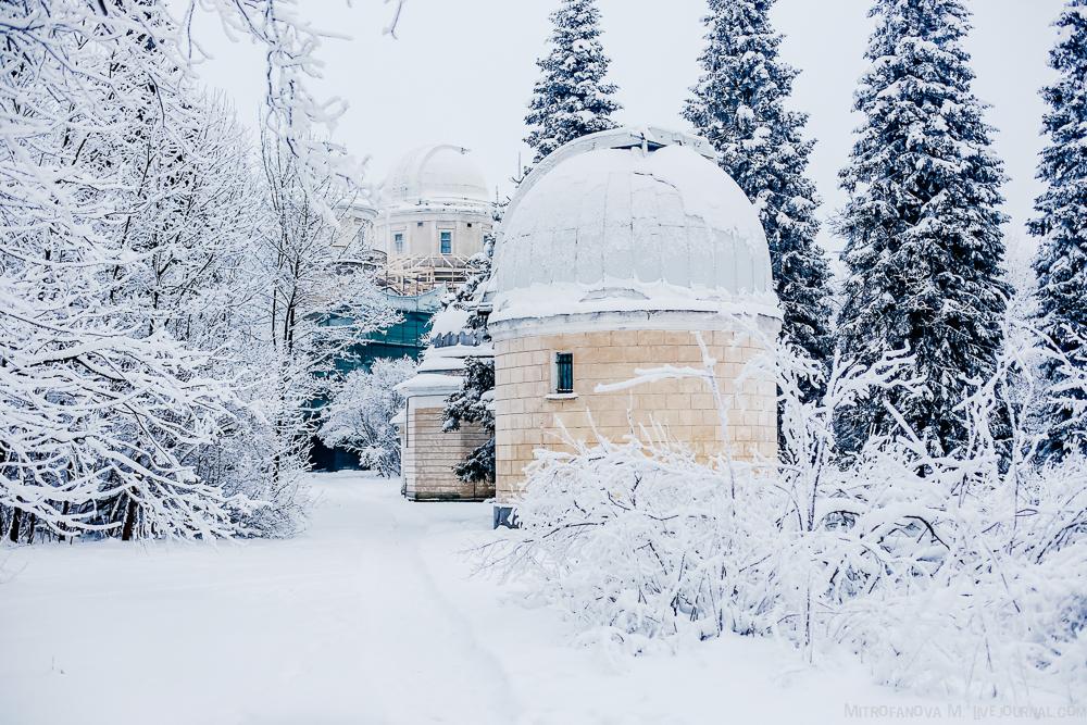 Park Pulkovo Observatory 04