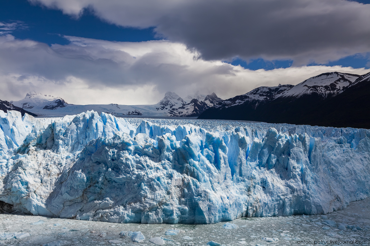 Perito Moreno glacier is the most photogenic in the world 10