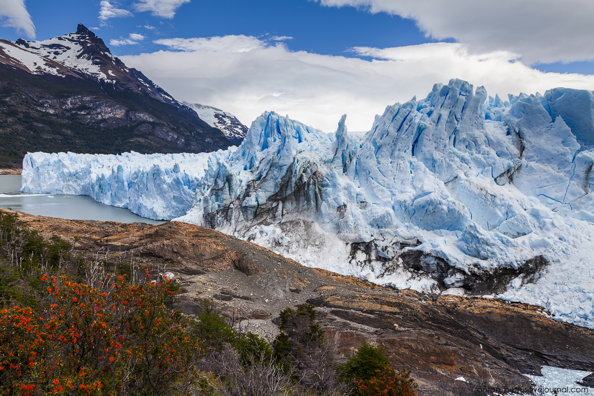 Perito Moreno glacier is the most photogenic in the world 11