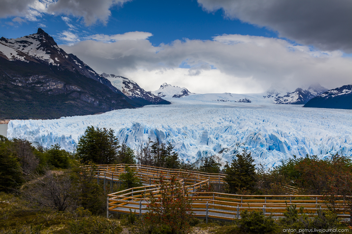 Perito Moreno glacier is the most photogenic in the world 13