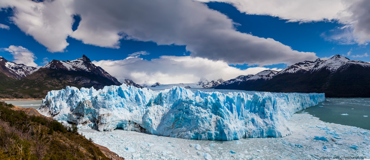Perito Moreno glacier is the most photogenic in the world 14