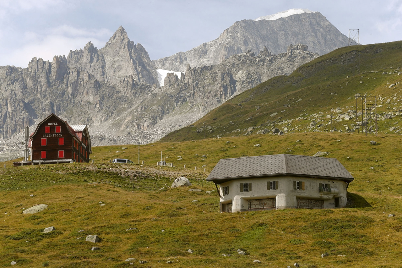 Secret bunkers and bomb shelters of Switzerland 03