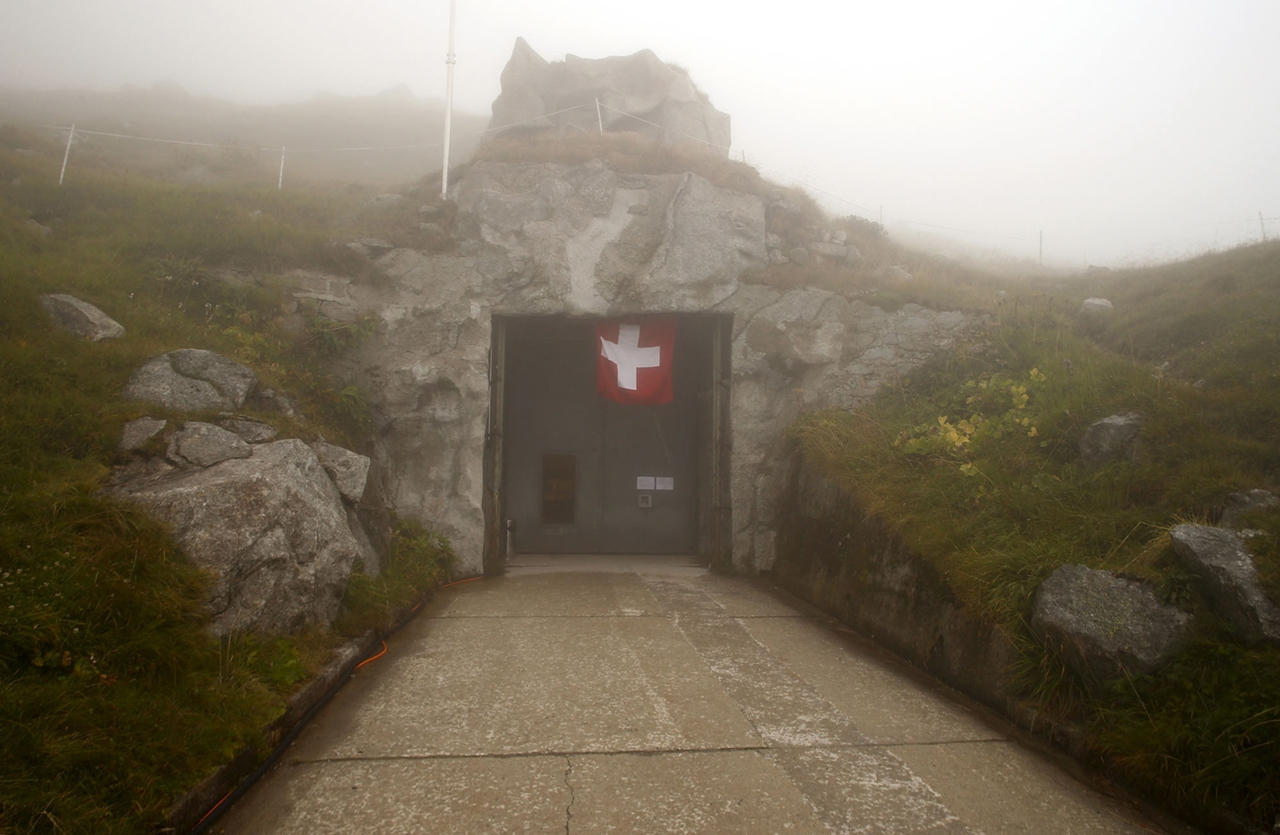 Secret bunkers and bomb shelters of Switzerland 04