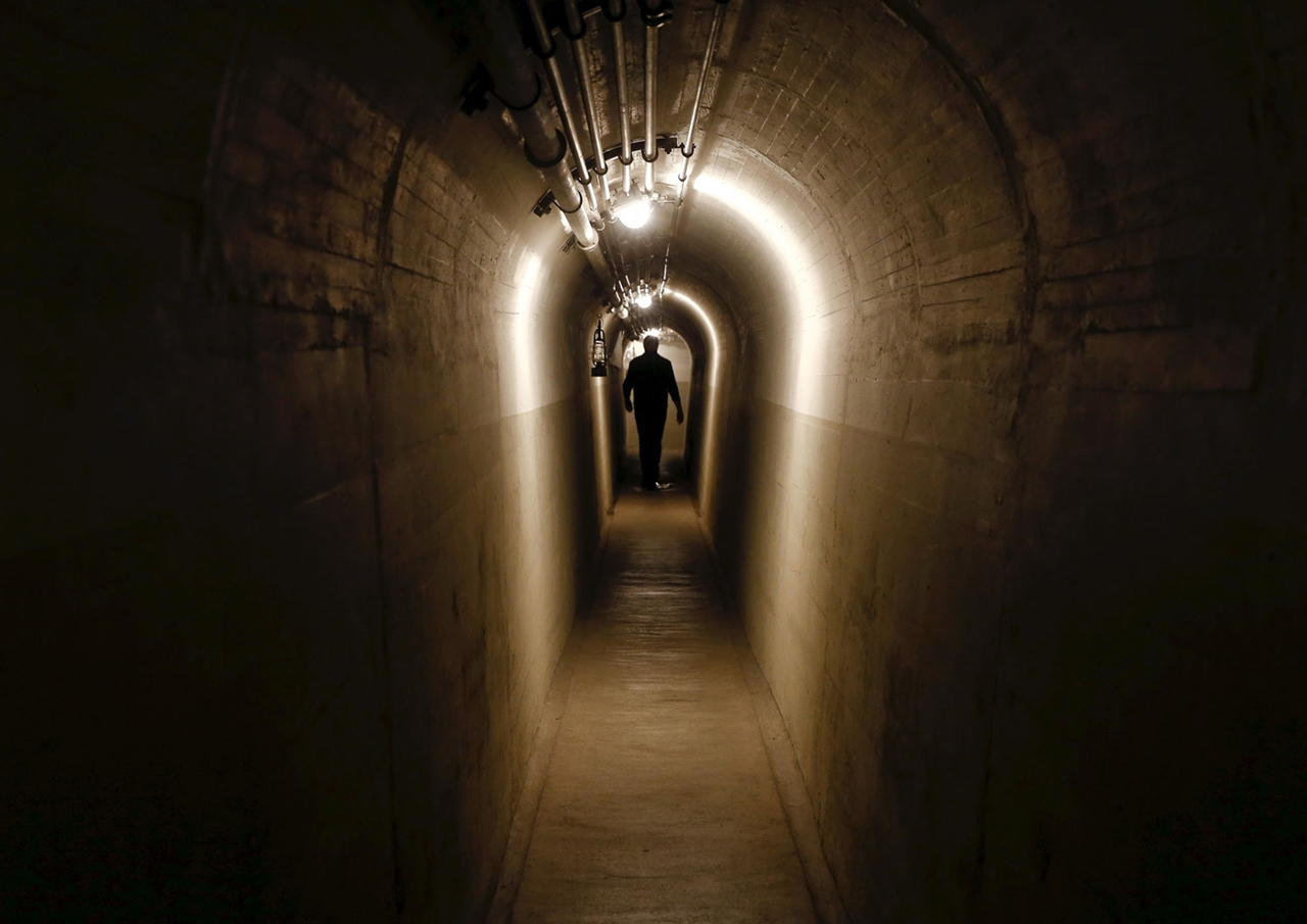 Secret bunkers and bomb shelters of Switzerland 05