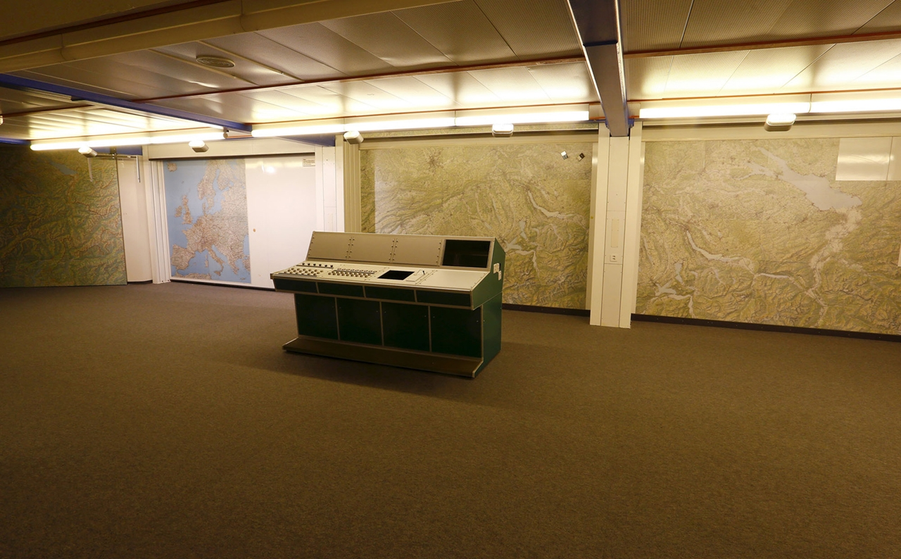 Secret bunkers and bomb shelters of Switzerland 09