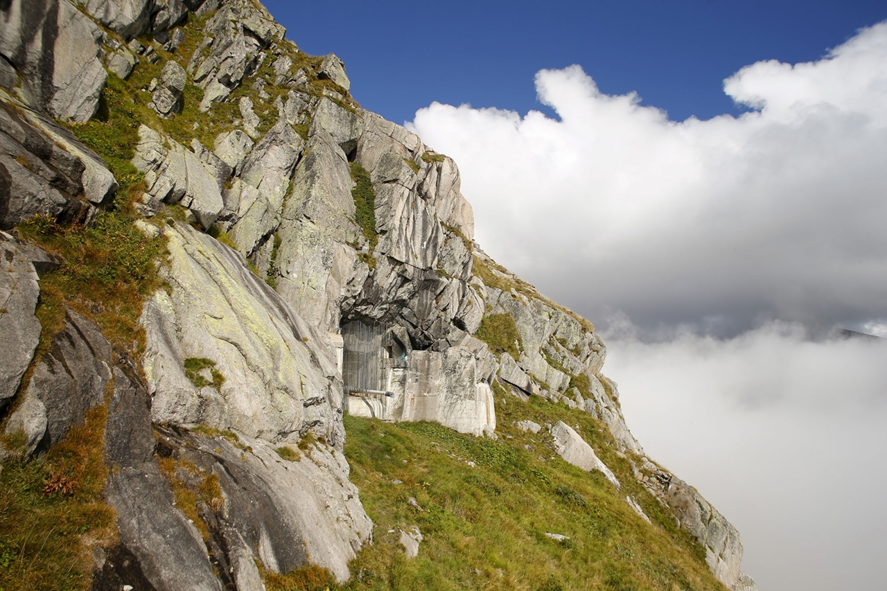 Secret bunkers and bomb shelters of Switzerland 10