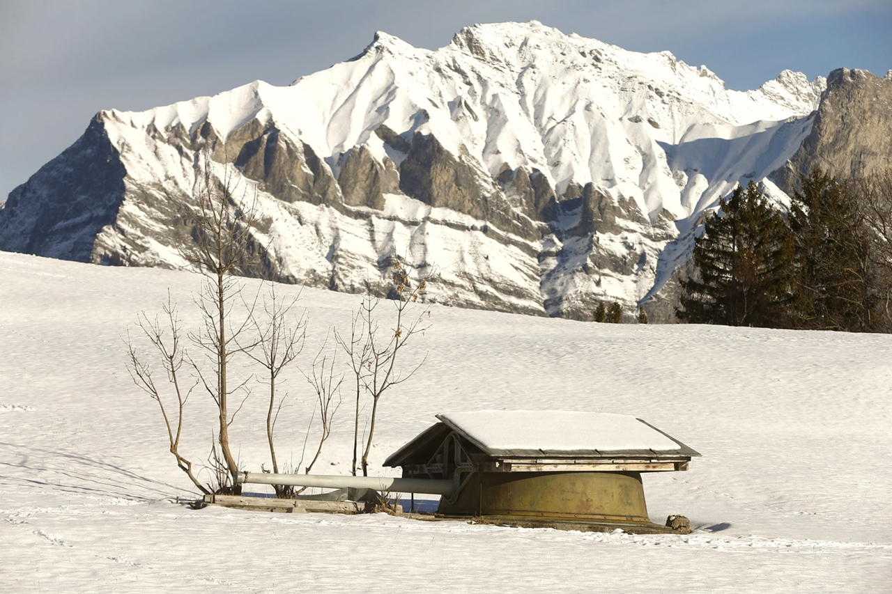 Secret bunkers and bomb shelters of Switzerland 15
