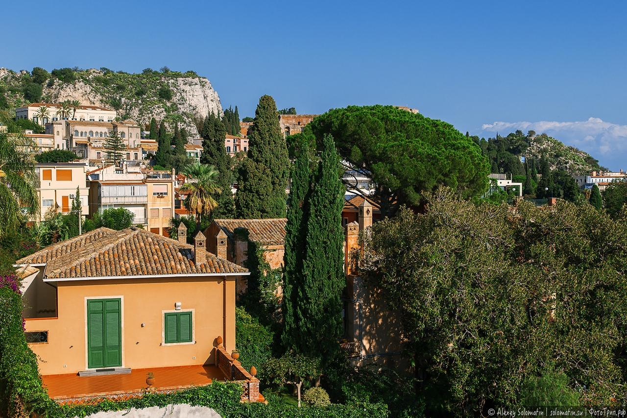 Sicily. Taormina 13