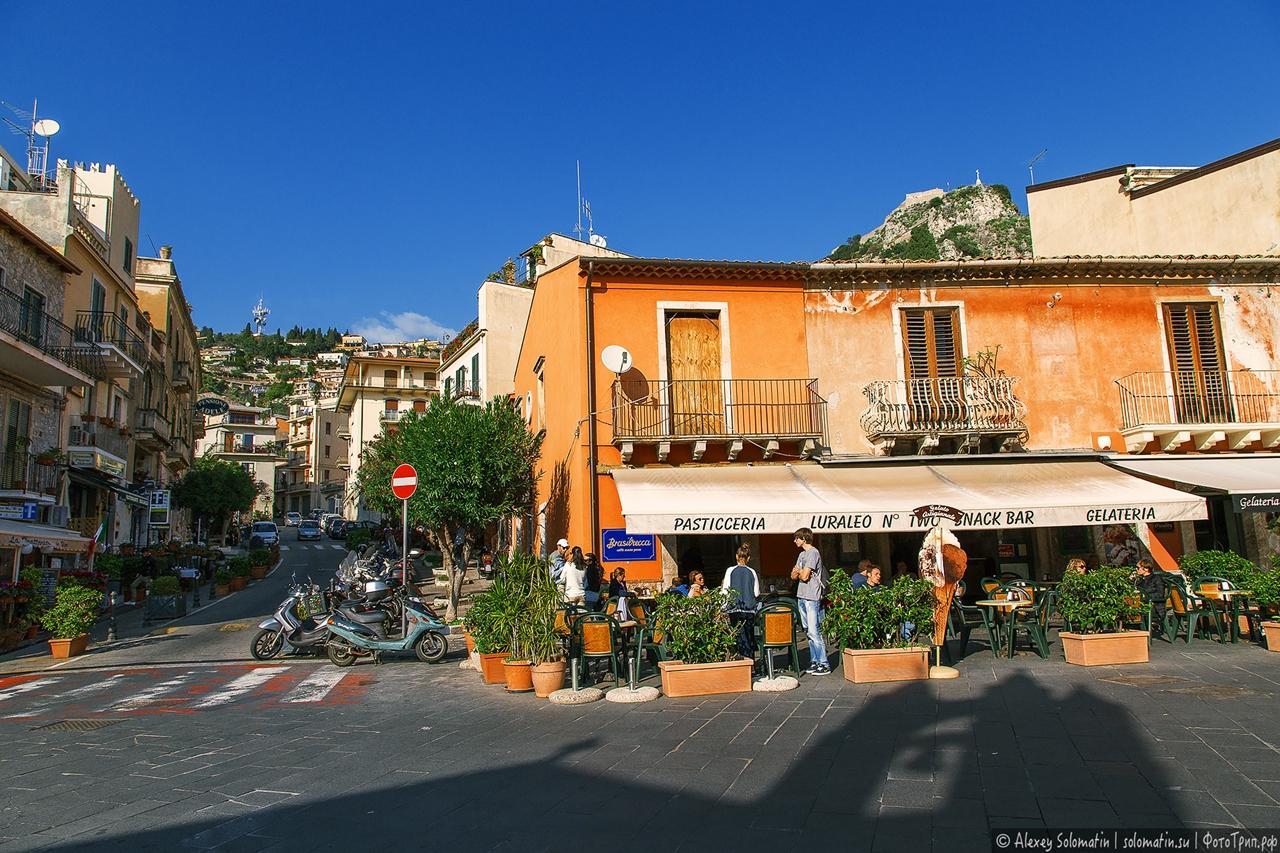 Sicily. Taormina 15