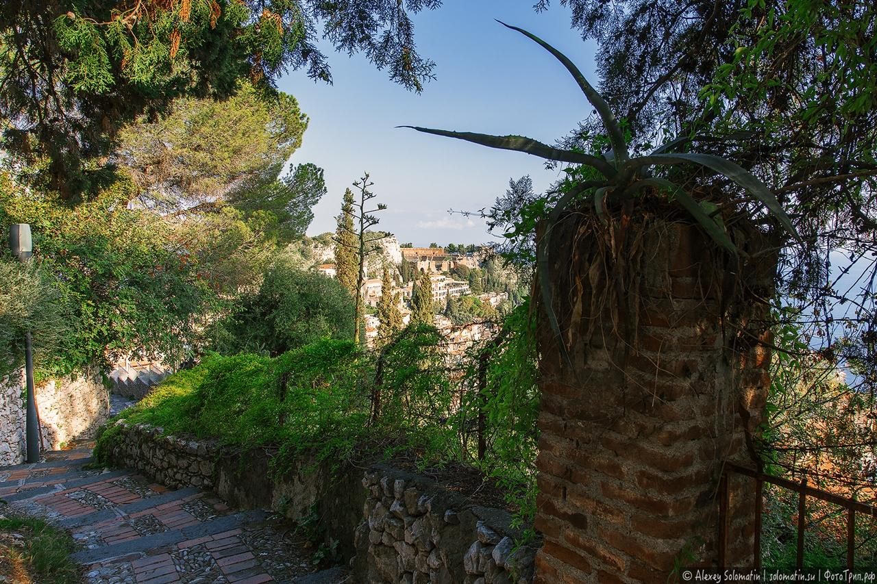 Sicily. Taormina 30