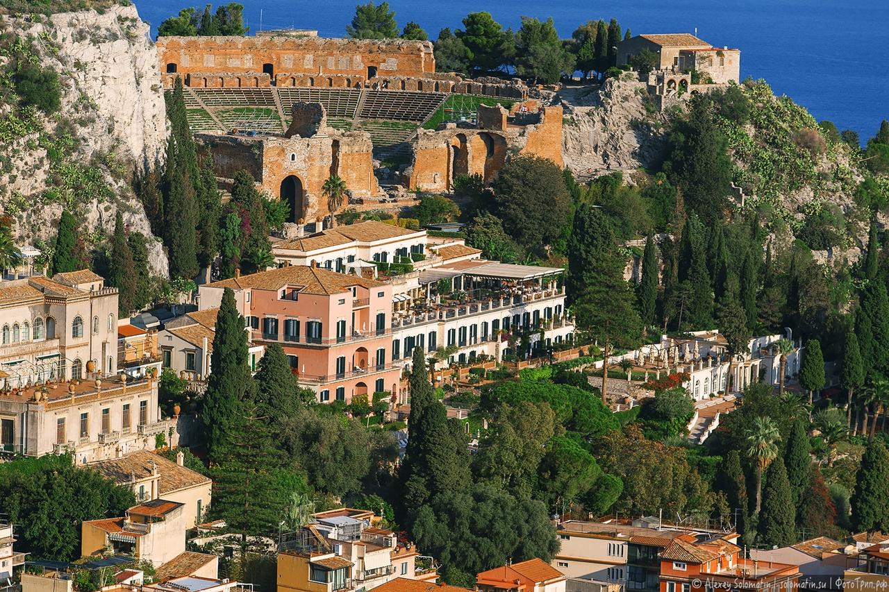 Sicily. Taormina 34